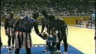 Download Harlem Globetrotters with Sweet Lou Dunbar 1994 Video