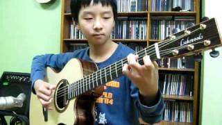 Download (Richard Marx) Right Here Waiting - Sungha Jung Video