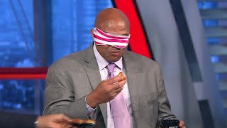 Download Inside the NBA: Chuck Tests His Donut Skills Video