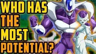 Download Which Frieza Race Member Has The Most Potential? Video