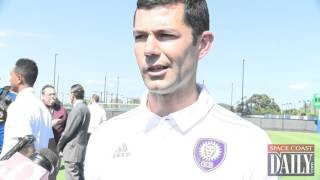 Download Orlando City B Head Coach Anthony Pulis Video