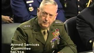 Download Ayotte Questions General Mattis on Iran Video