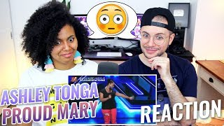 Download Ashley Tonga - Proud Mary | X Factor Global 🇳🇿 | REACTION Video