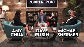 Download Gay Cake Debate, Political Tribes, and Victimhood (Michael Shermer/Amy Chua Full Interview) Video