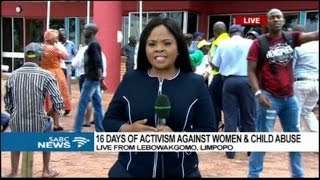 Download ✡ President Zuma Officially Launches The 16 Days Of Activism Campaign ZA Updated Video