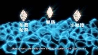 Download Nanodiamonds (NDHU/IR-Lab) Video