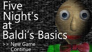 Download FIVE NIGHTS AT BALDI'S Video