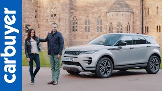 Download Range Rover Evoque SUV 2019 in-depth review - Carbuyer Video