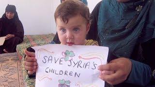 Download Zaatari Refugee Camp, Day 1 #YouTube4Syria Video