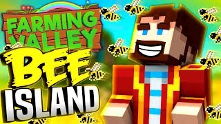 Download Minecraft Farming Valley #26 - Lewis Makes A Bee Island Video