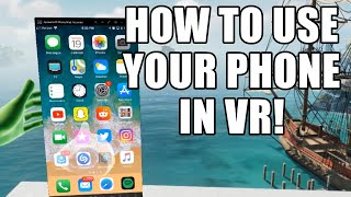 Download How to Use Your Phone or Tablet in VR! | iOS and Android Video