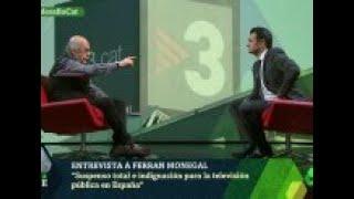 Download Ferran Monegal: ″TV3 se ha convertido en la cheerleader del procés″ Video
