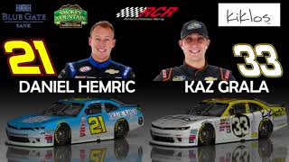 Download 2018 NASCAR XFINITY Series Driver/Team Chart Video Video