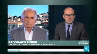 Download Erdogan's purge: The end of Turkey's European ambitions? Video