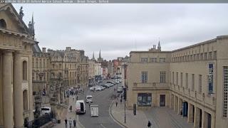 Download Oxford Martin School Webcam - Broad Street, Oxford Video