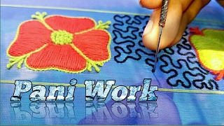 Download Hand Embroidery: Pani Work Video