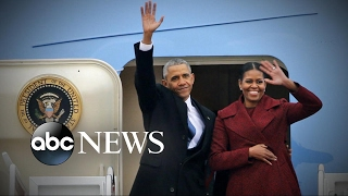 Download The Obamas Start New Life After the White House Video