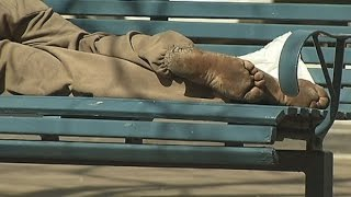 Download Perth's homeless problem at crisis point: Salvation Army Video