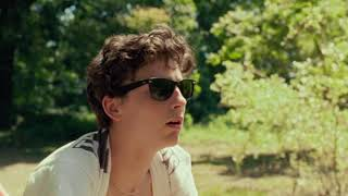 Download Timothée Chalamet's improvised moments in Call Me By Your Name Video