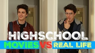 Download HIGH SCHOOL IN MOVIES VS REAL LIFE | Brent Rivera Video