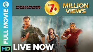 Download Dishoom | Full Movie LIVE on Eros Now | Varun Dhawan, Jacqueline Fernandez & John Abraham Video