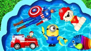 Download Learning Characters with Pj Masks, Super Heroes, Paw Patrol, The Incredibles and Cars 3 Video