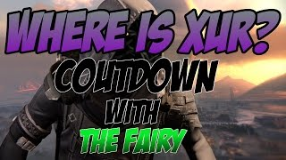 Download WHERE IS XUR LIVE STREAM? 12/2/16 Destiny: Rise of Iron Video