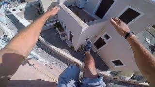 Download GoPro Awards: Freerunning Santorini Video