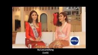 Download สาวประเภทสอง จากประเทศลาว ″หลิงหลิง″ - ຫລີງ ຫລີງ ປີຍາດາ ອີນທະວົງ Piyada Inthavong Laos ลาว Video