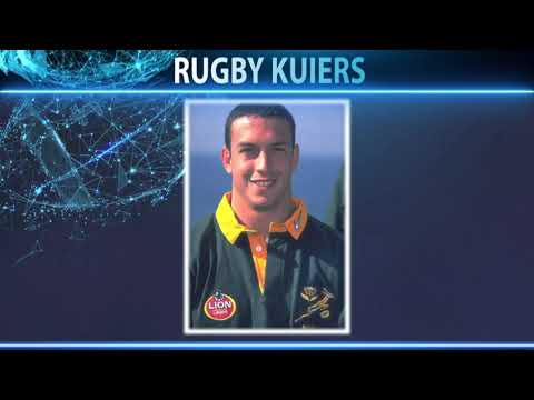 Rugby Kuiers   Episode 83   Barry Wolmarans