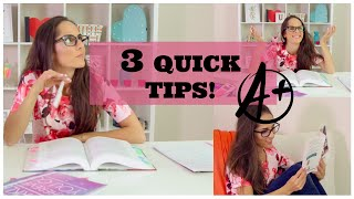 Download 3 Quick Tips To Get Better Grades! Video