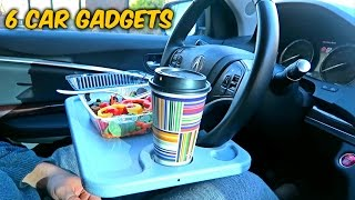 Download 6 Car Gadgets put to the Test Video