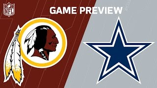 Download Redskins vs. Cowboys (Week 12 Preview) | Around the NFL Podcast | NFL Video