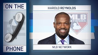 Download MLB Network Analyst Harold Reynolds Full Interview on The Rich Eisen Show 10/19/17 Video