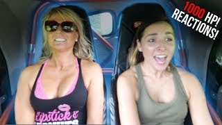 Download GIRLS WILD Reactions to 1000hp HOTROD Video
