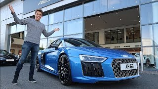 Download COLLECTING MY AUDI R8 V10 PLUS!! Video