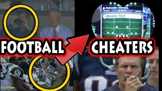 Download Biggest Cheaters in Football History Video