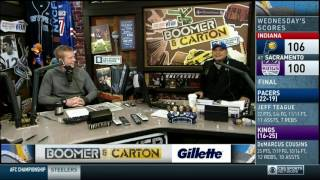 Download Boomer and Carton - Chris Simms thinks his father Phil Simms did fart on Jim Nantz Video