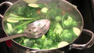Download How to cook vegetables the proper way Video