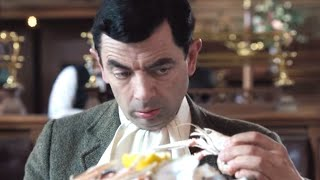 Download Eating in Paris | Funny Clip | Classic Mr. Bean Video