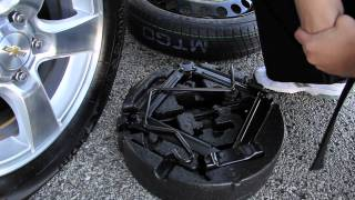 Download How To Change A Flat Chevy Tire | Sunrise Chevrolet Video