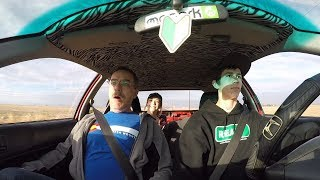 Download 700HP TURBO CIVIC REACTIONS! Video