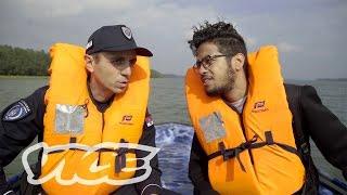 Download Tracking Down Serbia's Danube River Pirates Video