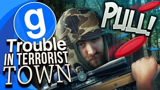 Download GMod TTT - Clay Pigeon Shooting Video