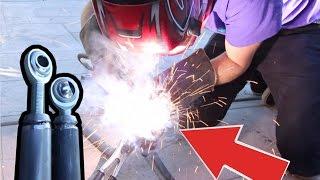 Download Harness Bar Mod   Custom Fab By Tyler Fialko Video
