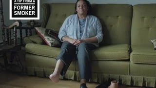 Download CDC: Tips from Former Smokers - Marie's Story Video
