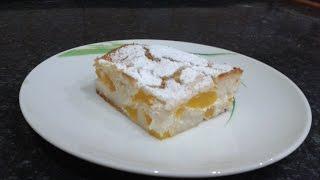 Download Tvarohovo ovocný koláč Video