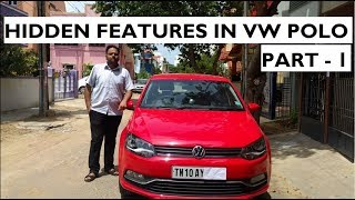 Download Hidden Features in Volkswagen Polo - Part 1 Video
