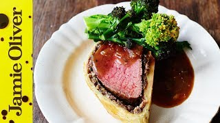 Download Beautiful Beef Wellington | Jamie Oliver Video