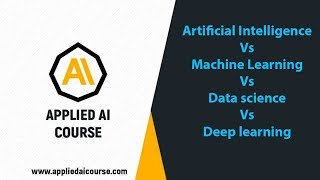 Download Artificial Intelligence Vs Machine Learning Vs Data science Vs Deep learning Video
